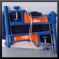 HEAVY DUTY ABS ADJUSTABLE NET SET (202 TYPE)